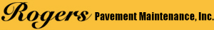 Rogers Pavement Maintenance